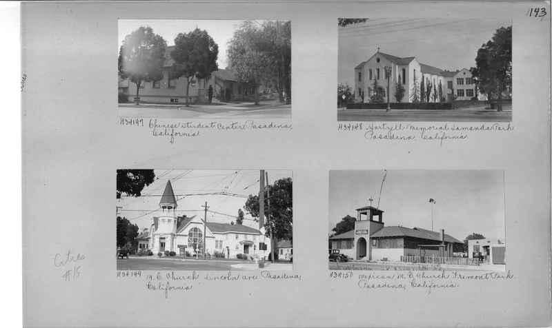 Mission Photograph Album - Cities #15 page 0143