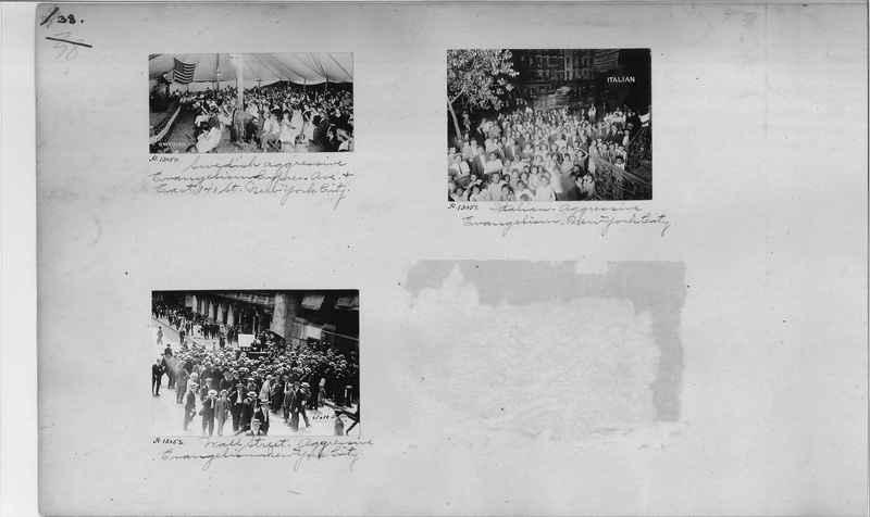 Mission Photograph Album - Cities #7 page 0038