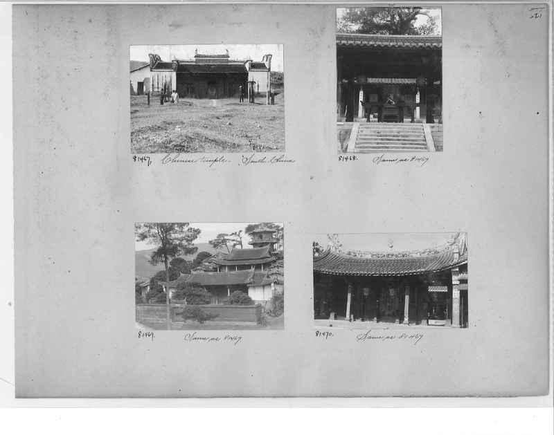 Mission Photograph Album - China #10 pg. 0221