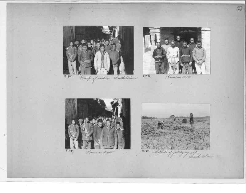 Mission Photograph Album - China #10 pg. 0225