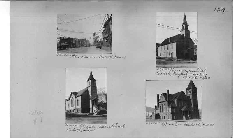 Mission Photograph Album - Cities #11 page 0129
