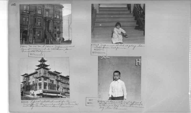 Mission Photograph Album - Cities #4 page 0122