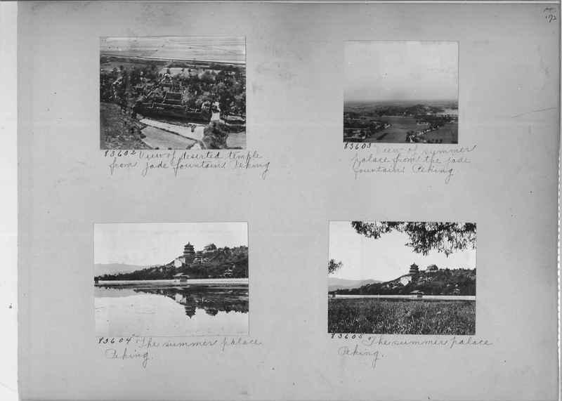 Mission Photograph Album - China #11 page 0172