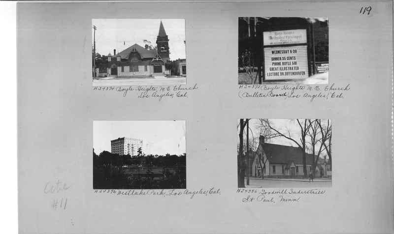 Mission Photograph Album - Cities #11 page 0119