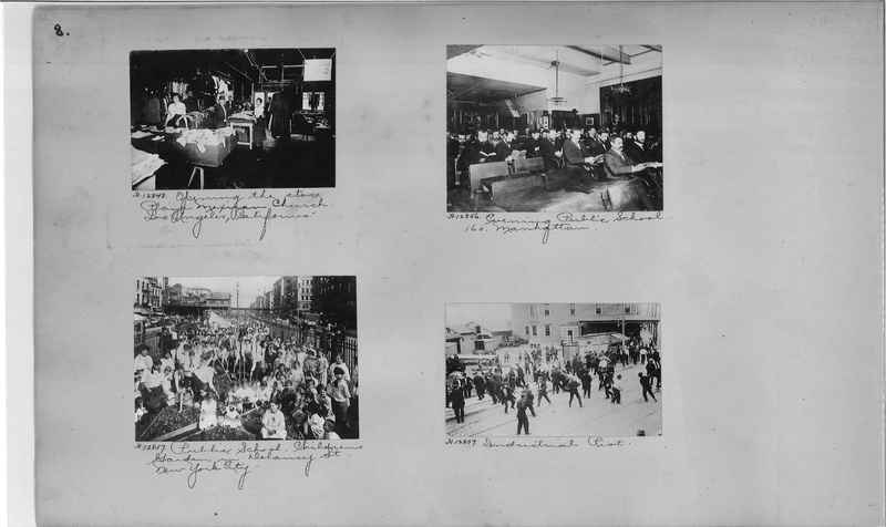 Mission Photograph Album - Cities #7 page 0008