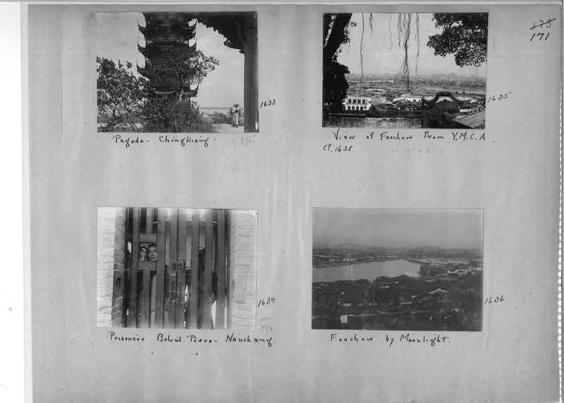Mission Photograph Album - China #1 page  0171