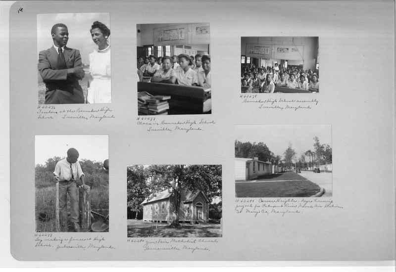 Mission Photograph Album - Negro #7 page 0014