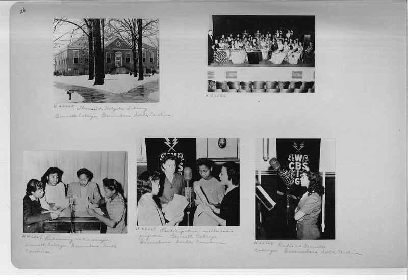 Mission Photograph Album - Negro #7 page 0026