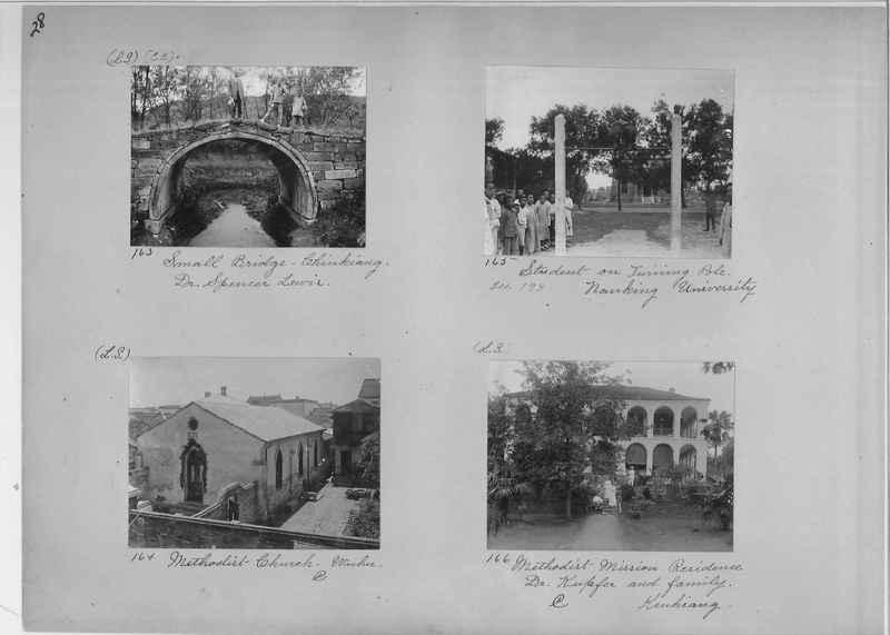 Mission Photograph Album - China #1 page  0028