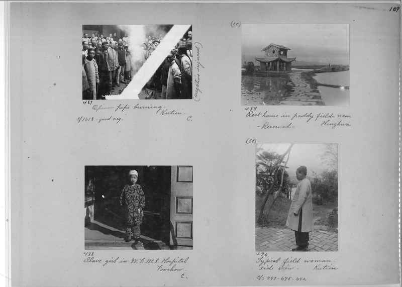 Mission Photograph Album - China #1 page  0109