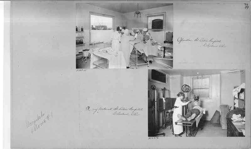 Mission Photograph Album - Hospitals and Homes #1 page 0077