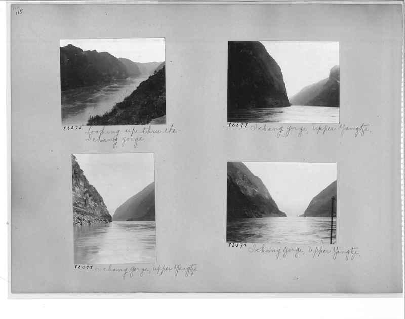 Mission Photograph Album - China #11 pg. 0115