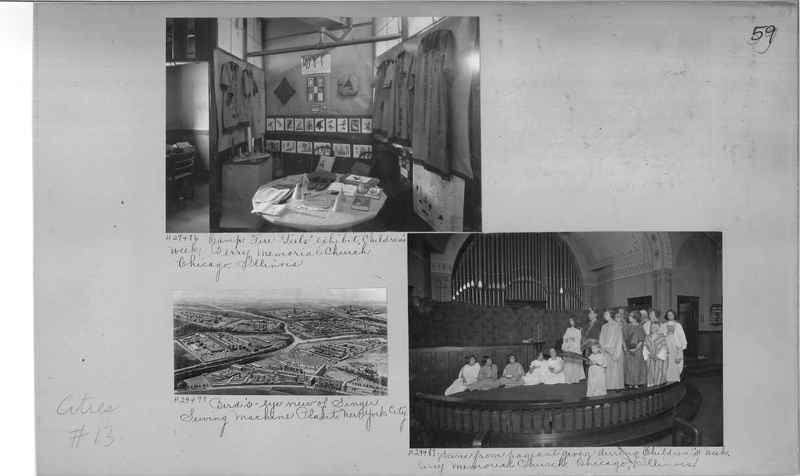 Mission Photograph Album - Cities #13 page 0059