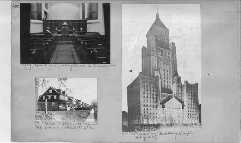 Mission Photograph Album - Cities #13 page 0202