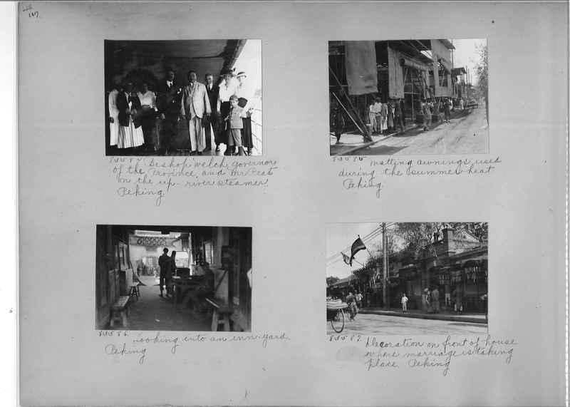 Mission Photograph Album - China #11 page 0167