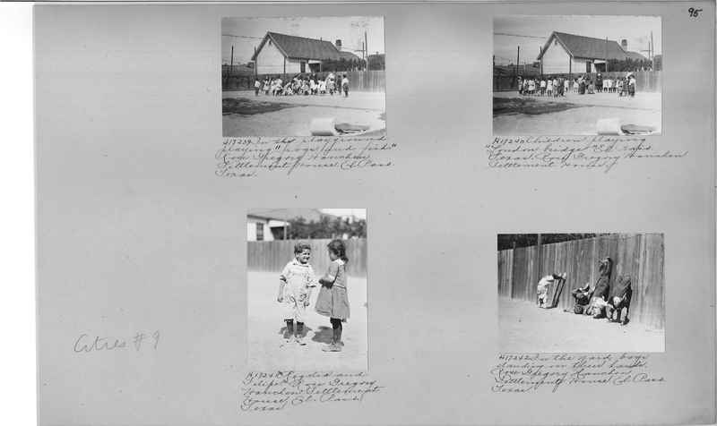 Mission Photograph Album - Cities #9 page 0095