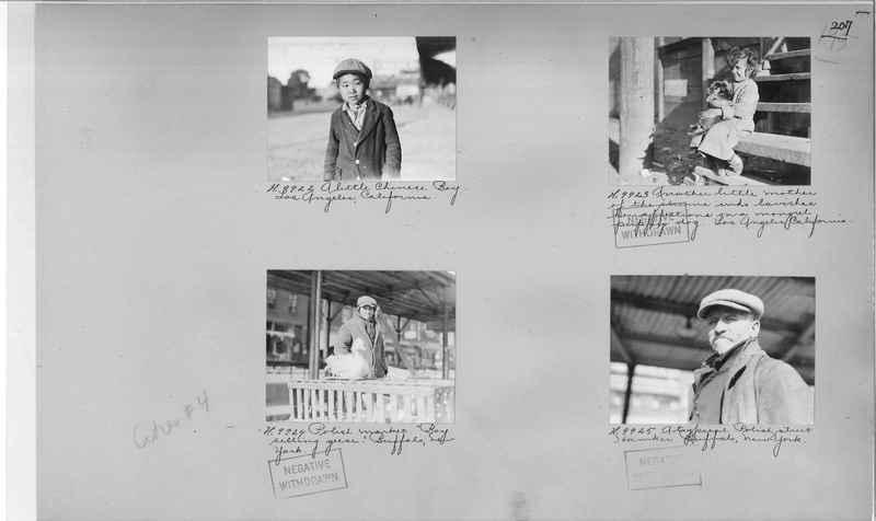 Mission Photograph Album - Cities #4 page 0207