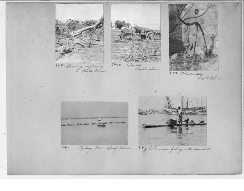 Mission Photograph Album - China #10 pg. 0227