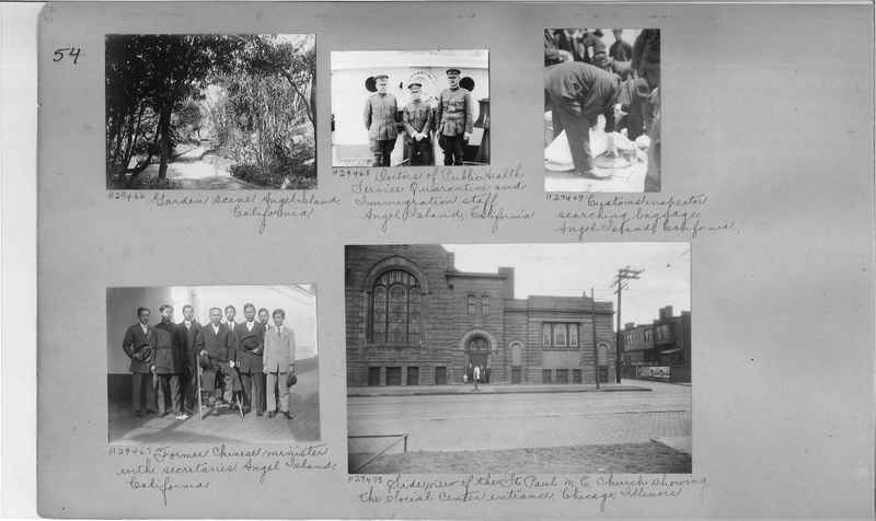 Mission Photograph Album - Cities #13 page 0054