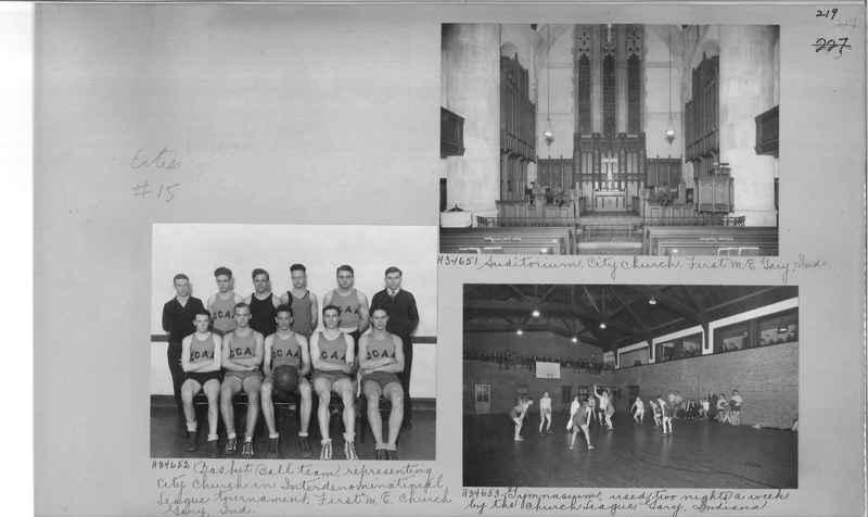 Mission Photograph Album - Cities #15 page 0219