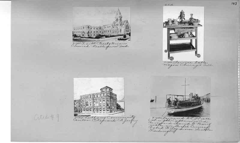 Mission Photograph Album - Cities #9 page 0143
