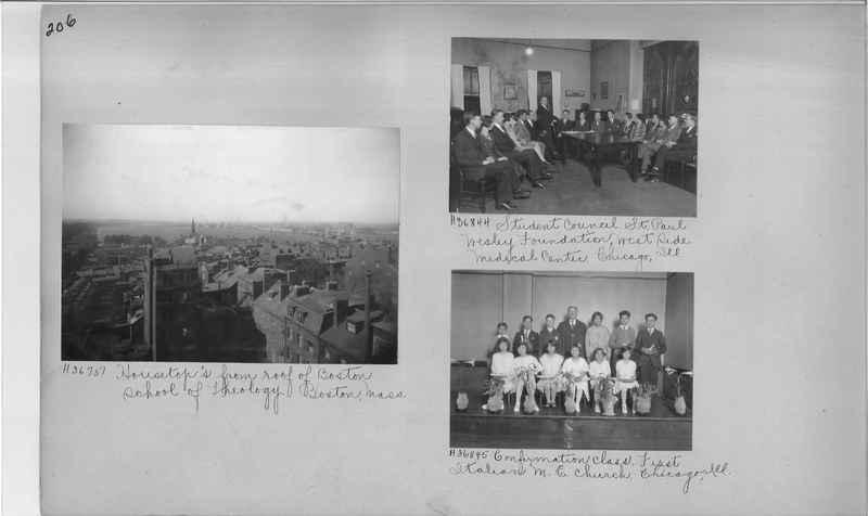 Mission Photograph Album - Cities #16 page 0206