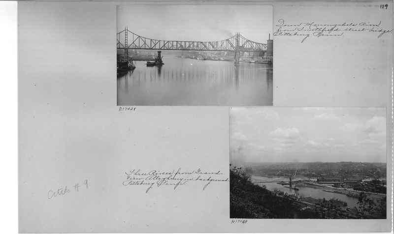 Mission Photograph Album - Cities #9 page 0119