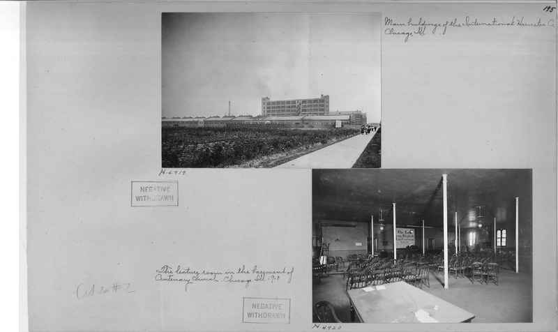 Mission Photograph Album - Cities #2 page 0195