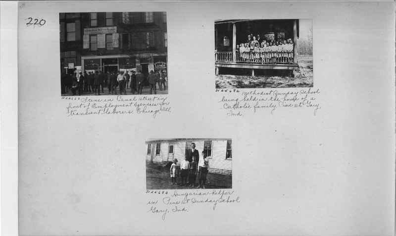 Mission Photograph Album - Cities #11 page 0220