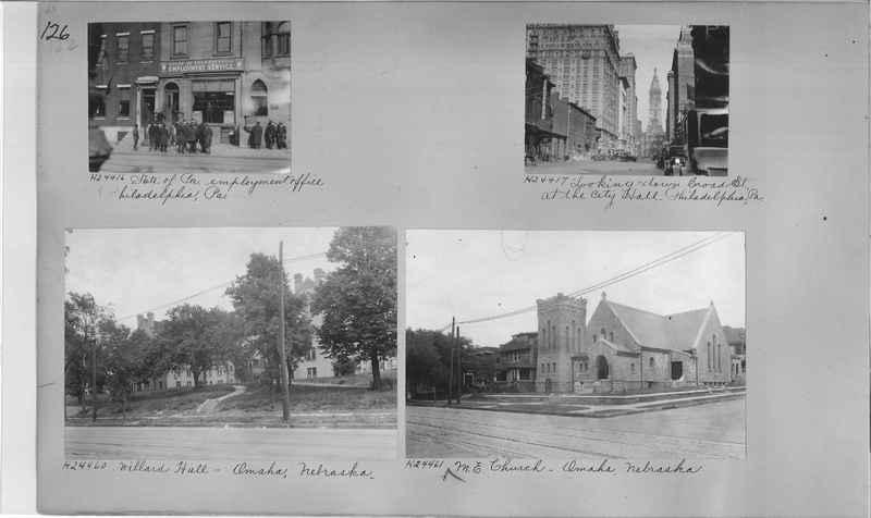 Mission Photograph Album - Cities #11 page 0126