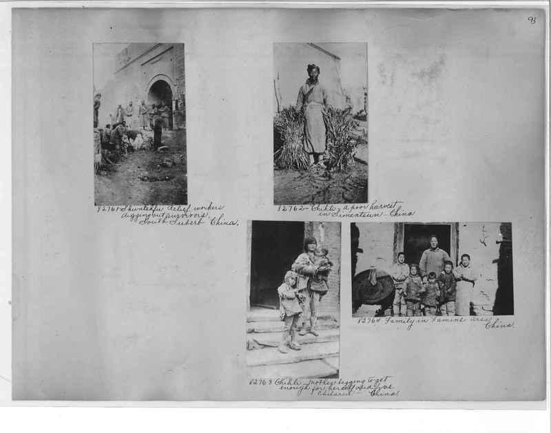 Mission Photograph Album - China #11 pg. 0093