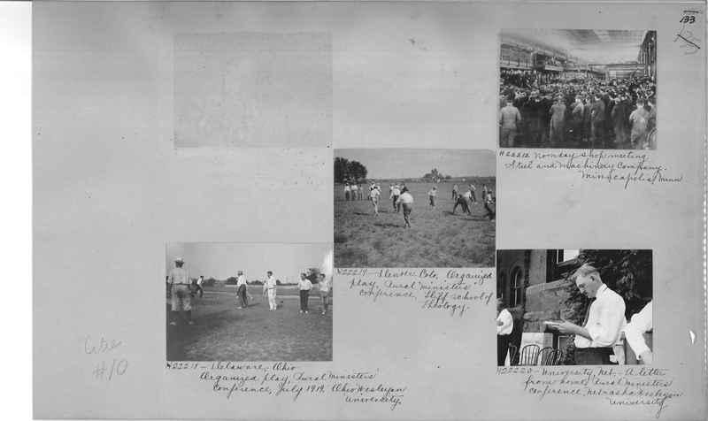 Mission Photograph Album - Cities #10 page 0133