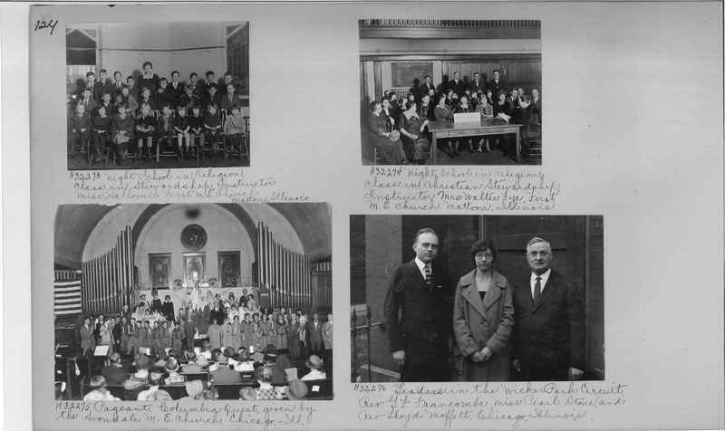 Mission Photograph Album - Cities #14 page 0124
