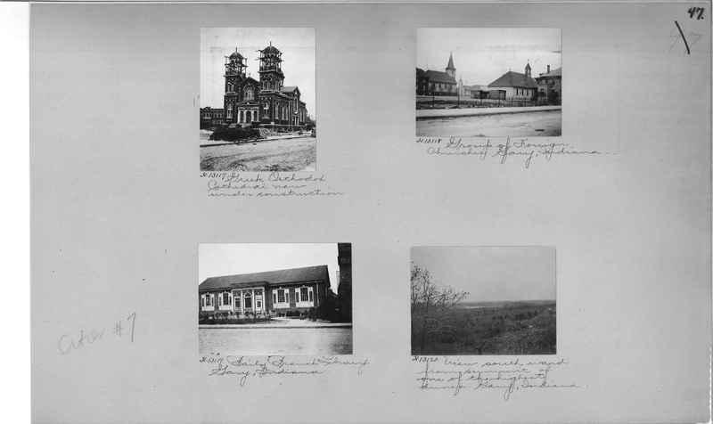 Mission Photograph Album - Cities #7 page 0047