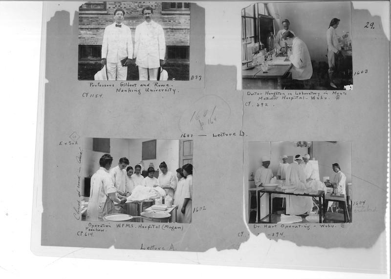 Mission Photograph Album - China #1 page  0029