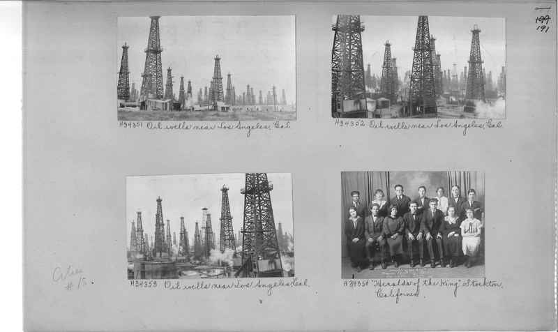 Mission Photograph Album - Cities #15 page 0191