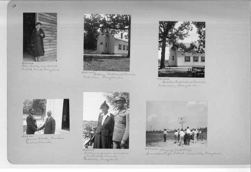 Mission Photograph Album - Negro #7 page 0012