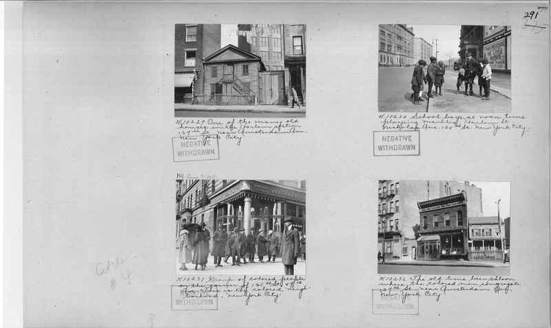 Mission Photograph Album - Cities #4 page 0291