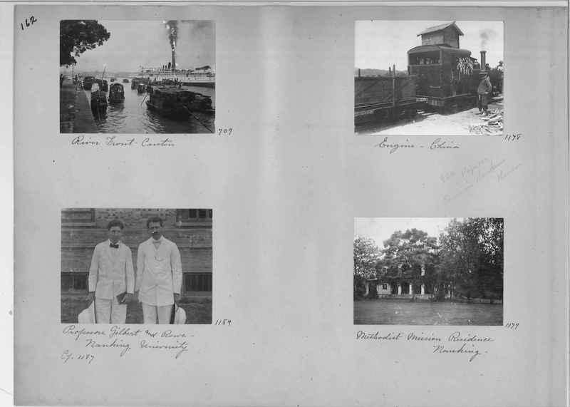 Mission Photograph Album - China #1 page  0162