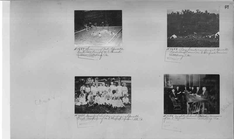 Mission Photograph Album - Cities #4 page 0057