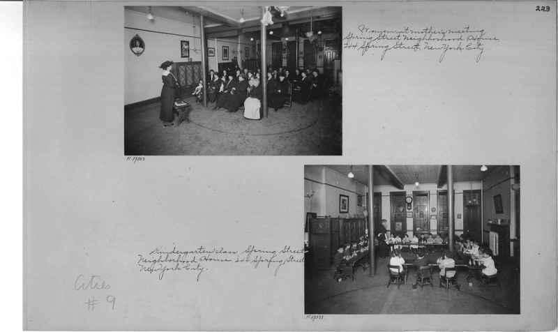 Mission Photograph Album - Cities #9 page 0223