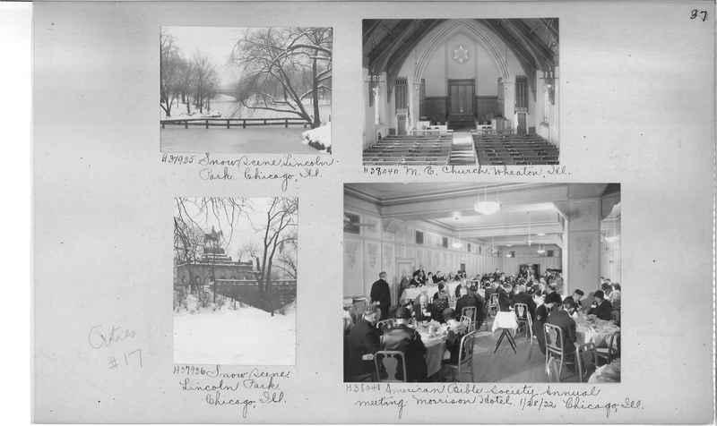 Mission Photograph Album - Cities #17 page 0037