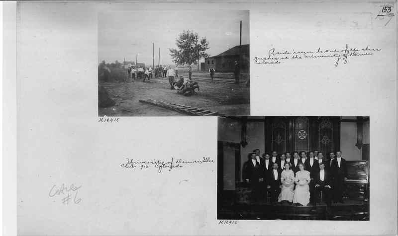 Mission Photograph Album - Cities #6 page 0153