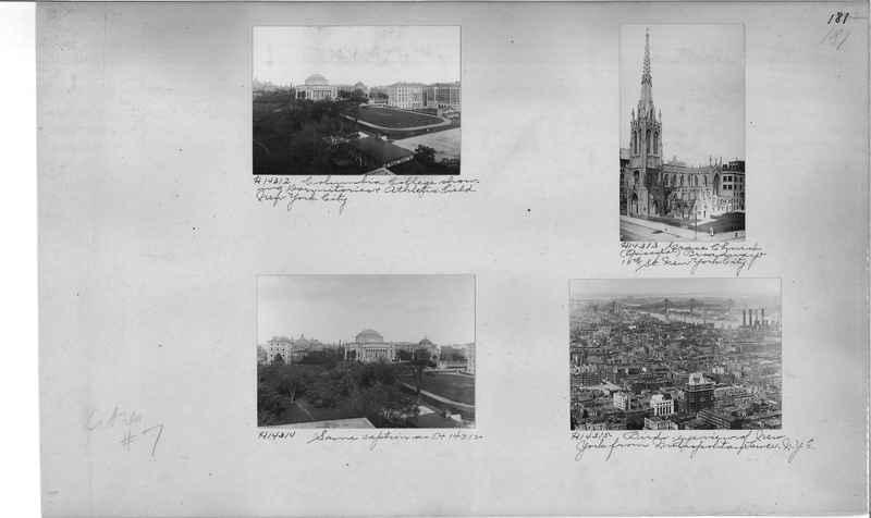 Mission Photograph Album - Cities #7 page 0181