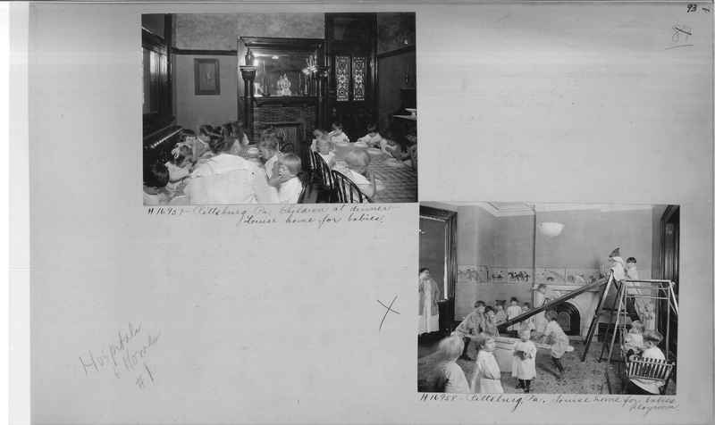 Mission Photograph Album - Hospitals and Homes #1 page 0093