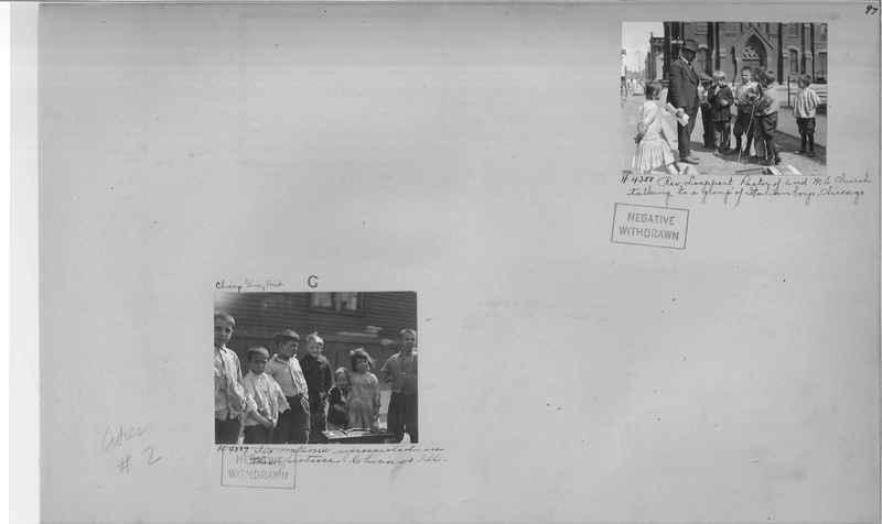 Mission Photograph Album - Cities #2 page 0097