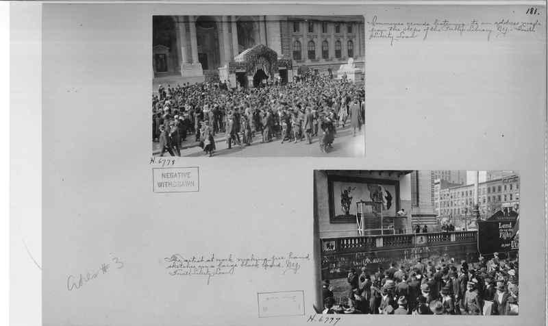 Mission Photograph Album - Cities #3 page 0181