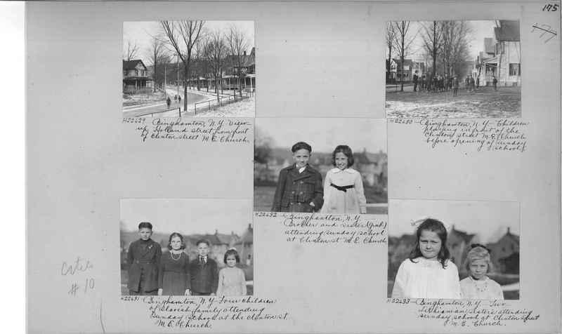 Mission Photograph Album - Cities #10 page 0175