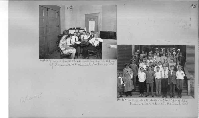 Mission Photograph Album - Cities #15 page 0085