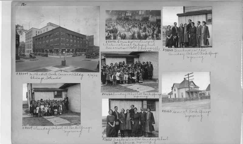 Mission Photograph Album - Cities #15 page 0012